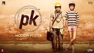 PK Official 4th Motion Poster