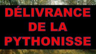 Délivrance de la pythonisse