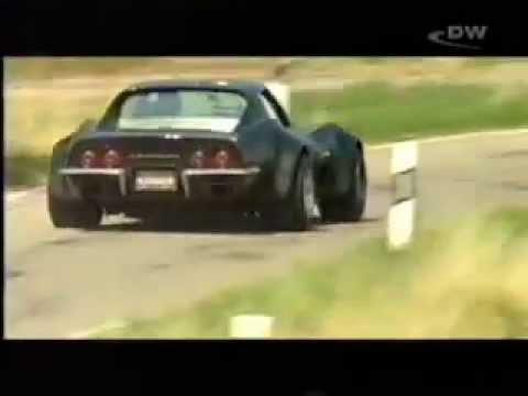 Totally Custom 1970 Corvette Stingray C3