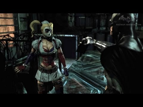 Batman: Arkham Asylum Walkthrough - Chapter 32 - Electric Fight