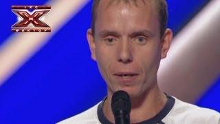 Иван Прищенко из Житомира на шоу Х-Фактор