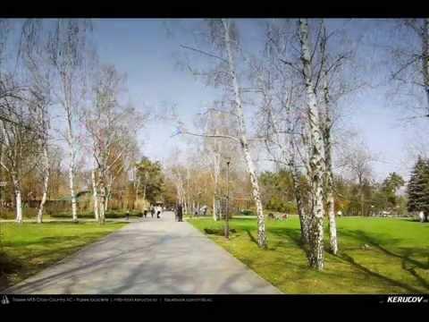 VIDEOCLIP Cu bicicleta prin Bucuresti - 1: Universitate - Cartierul Bonaparte - Parcul Herastrau