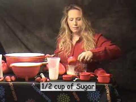 Tupperware Quick Chef- Making Ice Cream-Magical