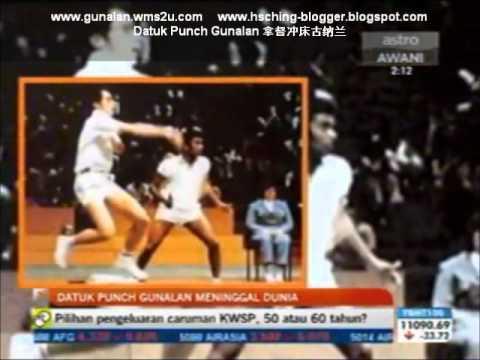 Datuk Punch Gunalan (RIP) - News 拿督古纳兰(安息)- 新闻