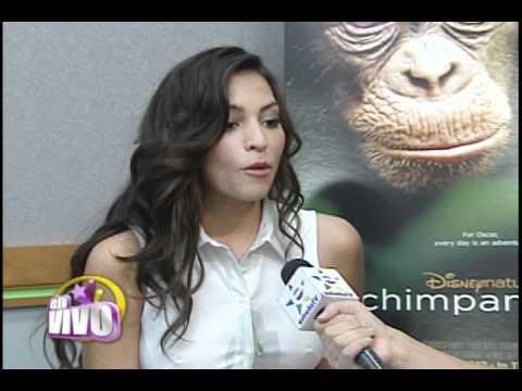 Genesis Rodriguez de nuevo en Hollywood-En Vivo