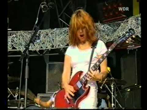 Veruca Salt @ Bizarre Festival 1997 (Part 6 of 9): Victrola