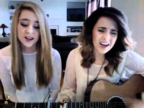 Safe & Sound Taylor Swift ft. The Civil Wars Cover by Megan & Liz