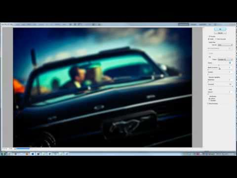 The Ultimate Lomo Effect Photoshop Tutorial - Creating Lomography from Digital Photography