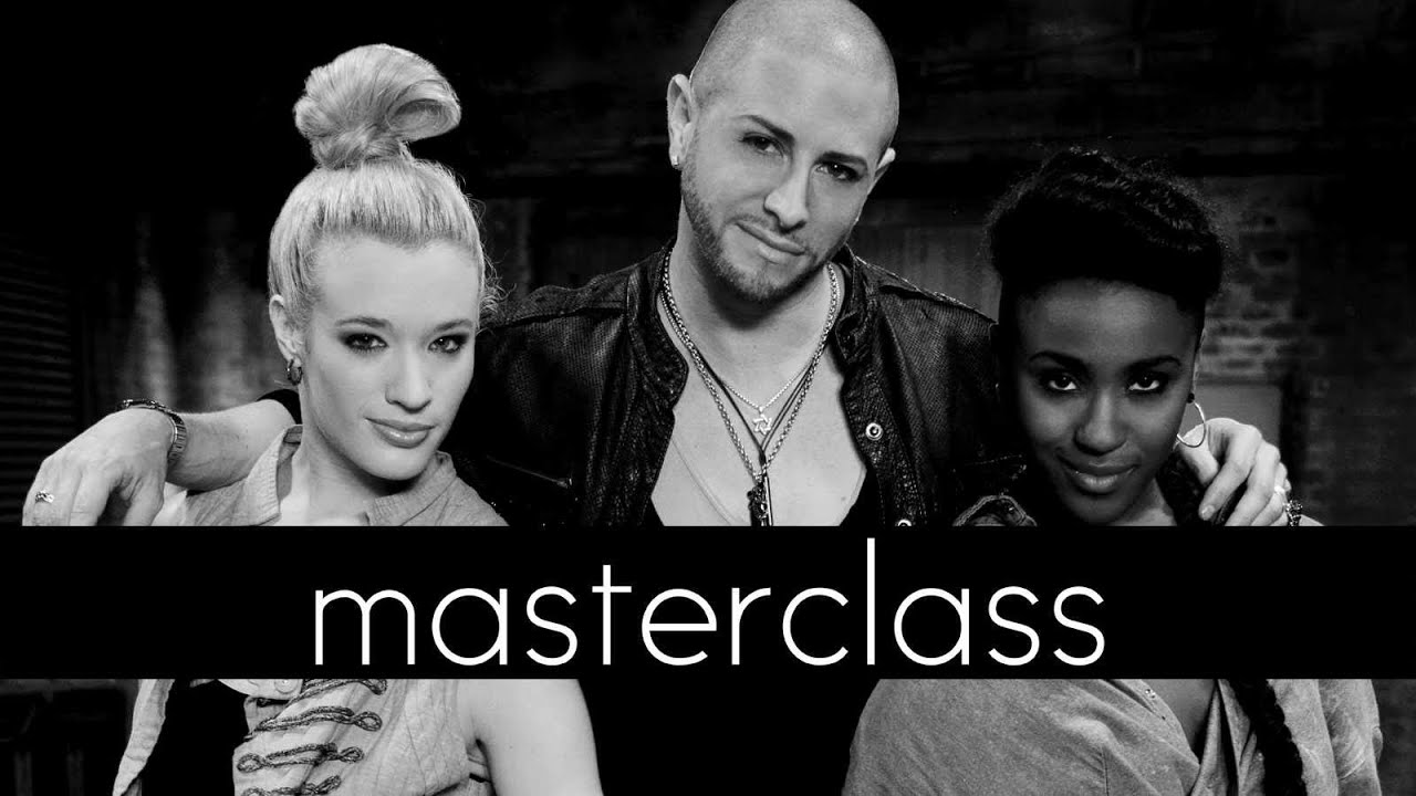 MASTERCLASS: (MIRRORED) Brian Friedman Instructional PT 2 [DS2DIO]