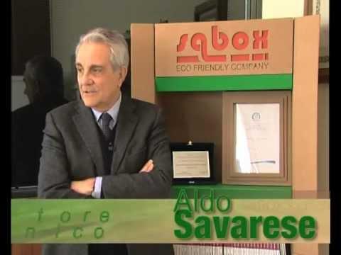 SABOX : ECOSOSTENIBILITA' CON I RIFIUTI CAMPANI