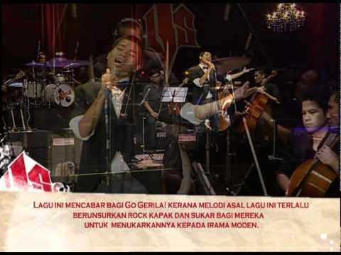 VERSUS : Go Gerila! ft Moon Air Strings - Cinta Kristal
