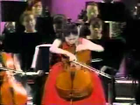 Hannah Chang - Haydn Cello Concerto in C major