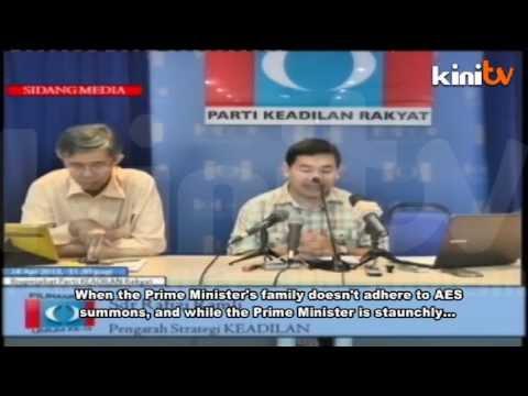 Rafizi Ramli: Double standards, Rosmah Mansor did not pay AES fine