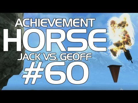 Halo: Reach - Achievement HORSE #60 (Jack vs. Geoff)