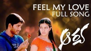Feel my love Full Song l Aarya