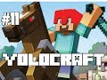 YOLOCRAFT - MINECRAFT - Season 2 - Part 11 W/ Blitzwinger & Gamer (Survival) (HD)