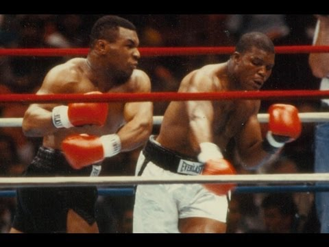 Mike Tyson - Greatest Exhibition of Defense in Boxing History