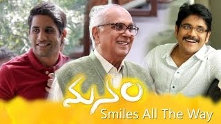 MANAM Smiles All The Way