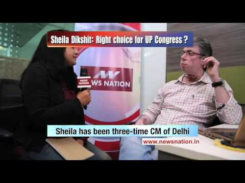National Expert: Prabhat Shunglu's take on Sheila DIkshit's candidature as UP CM