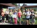 Petrovice u Karviné: Nordick Walking česko-polským pohraničím