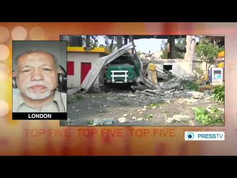 (Israeli) rabbi says it's OK to kill civilians, destroy Gaza  7/23/14