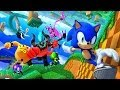 CGR Undertow - SONIC LOST WORLD Review For Nintendo 3DS