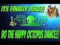 HAPPY OCTOPUS DANCE!!