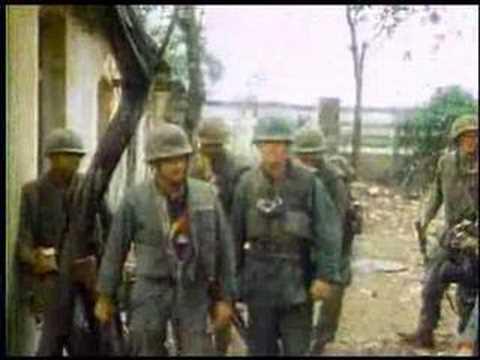 Vietnam War - Hue City 1968