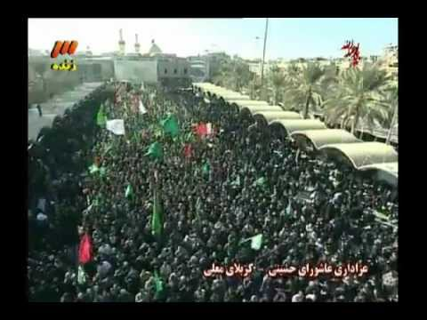 ASHURA IN KARBALA  &quot; Shahadat e Mola Hussain jj &quot; ( 10 moharram 1433 , 6 dec 2011 )