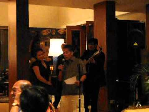Jamming w/ Ms. Korina Sanchez and Sir Mar Roxas