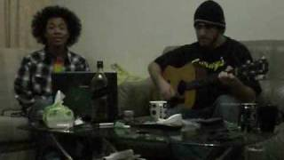 Radiohead and Cat Stevens Mashup - Karma Police/Wild World (acoustic mashup cover)