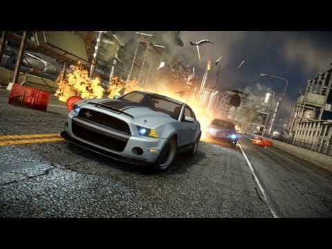 Michael Bay-s Need for Speed The Run TV Commercial
