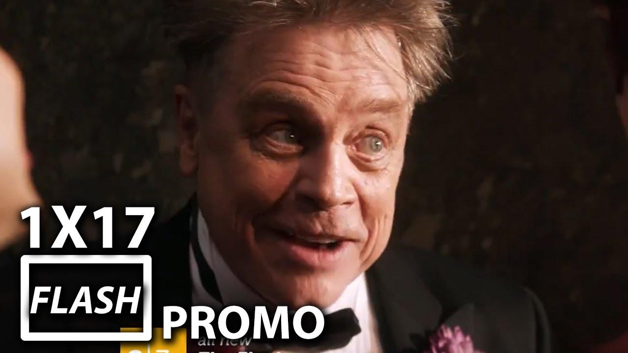 The Flash 1x17 Promo -