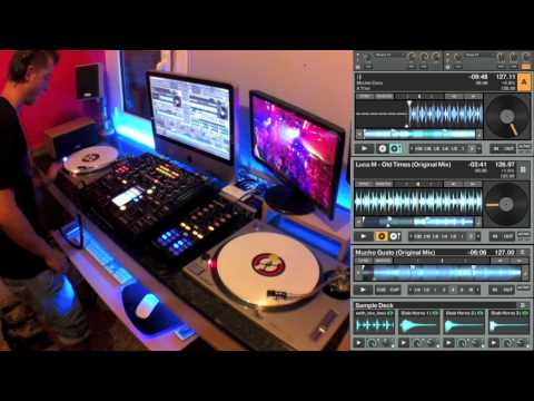 Traktor Pro 2, 3 Decks + Sample Deck,