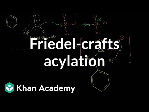 Friedel Crafts Acylation