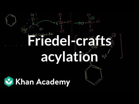 Friedel Crafts Acylation