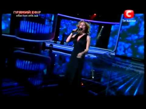 Lara Fabian - Demain nexiste pas, Adagio - ukrainian X-factor