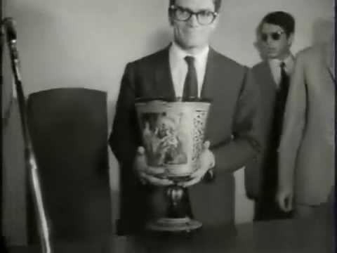 Pasolini nei cinegiornali degli anni 60