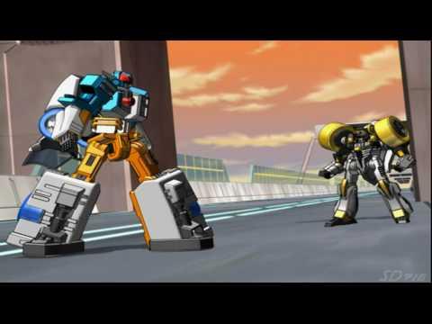 Transformers Cybertron - 07 - Speed 2/2 HD