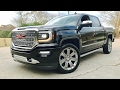 NEW 2017 GMC Sierra Denali 1500 ULTIMATE Full Review /Start Up /Exhaust