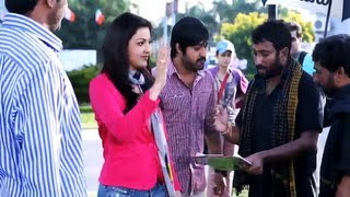 Baadshah Action and Comedy Making Video