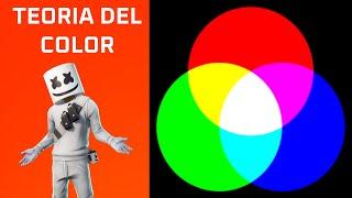Primarios luz o RGB (Teoria del Color)