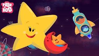 Twinkle Twinkle Little Star | Nursery Rhymes For Kids | Popular English Rhymes