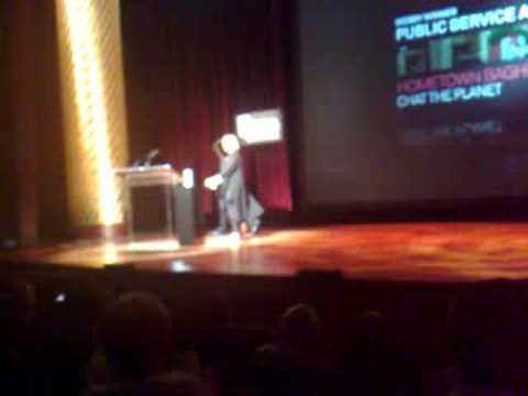 Chat The Planet : Laurie Meadoff Webby Award Speech