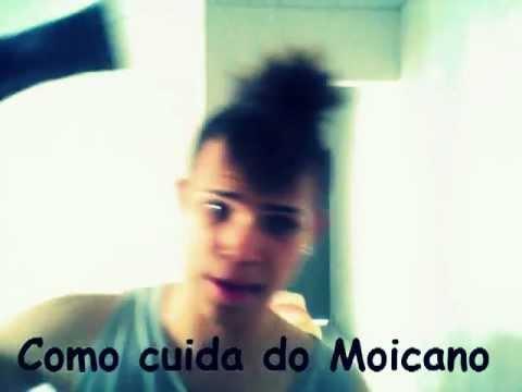 Novo moicano do neymar , aprenda fazer, ea cuida do seu moicano . com @Danilo Petelin ^^