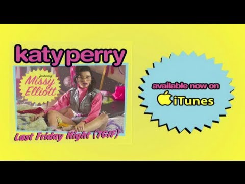"Katy Perry - ""Last Friday Night (TGIF) [feat. Missy Elliott]"" Official Lyric Video"