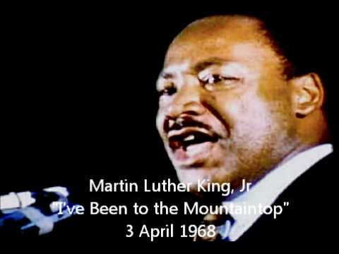 Full MLK: I've Been to the Mountaintop Part 3/3