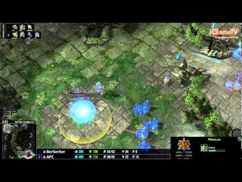 SC2 | APC: APC vs Ber set 1 04.01.2014