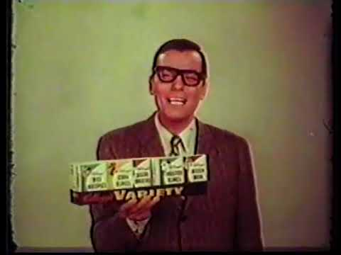 Kelloggs Variety Pack with Peter Marshall