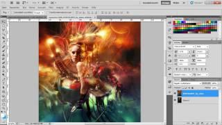 Adobe Photoshop Tutorial - Amazing Artwork